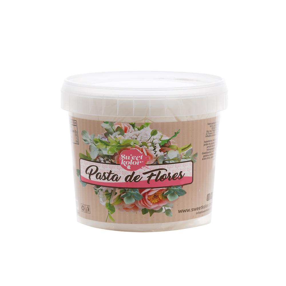 Pasta de Flores Blanca 500 gr
