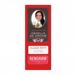 Pasta de Flores y Modelado Roja Renshaw 100 gr - My Karamelli
