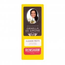 Pasta de flores y modelado amarilla Renshaw 100 gr