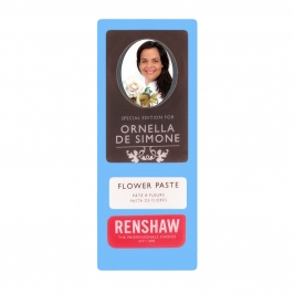 Pasta de flores y modelado azul claro Renshaw 100 gr