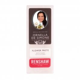 Pasta de flores y modelado blanca Renshaw 100 gr