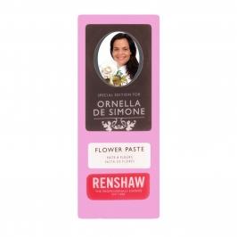 Pasta de flores y modelado rosa Renshaw 100 gr