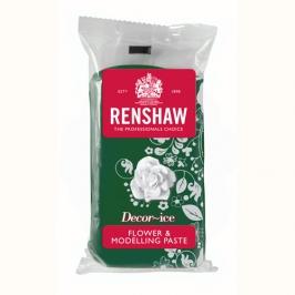 Pasta de Flores Verde Hoja Renshaw 250gr