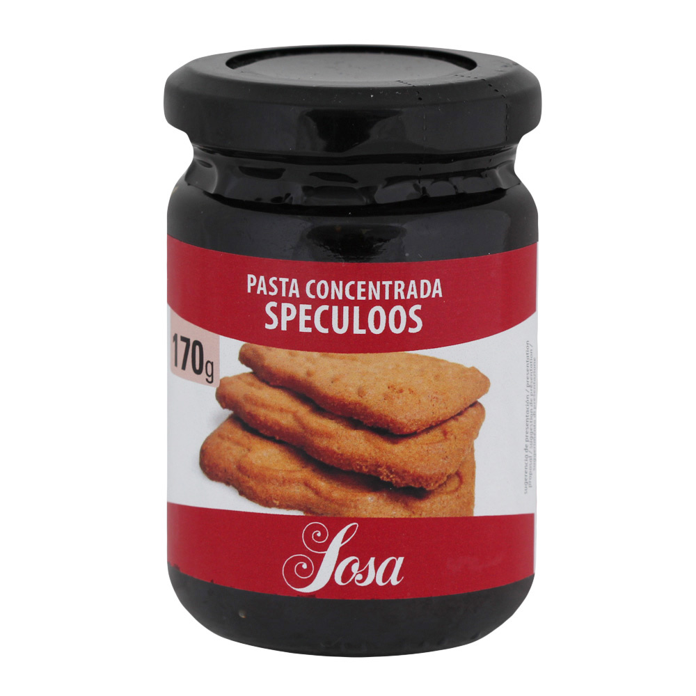 Speculoos en Pasta 170 gr - Sosa