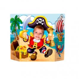 Photocall de Pirata