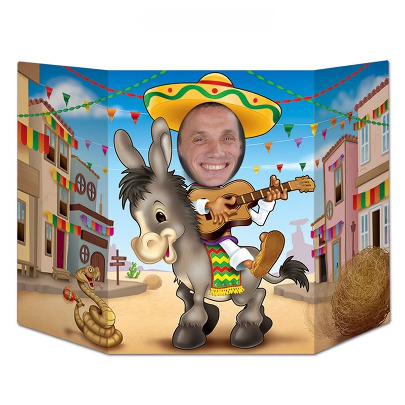 Photocall Fiesta Mexicana