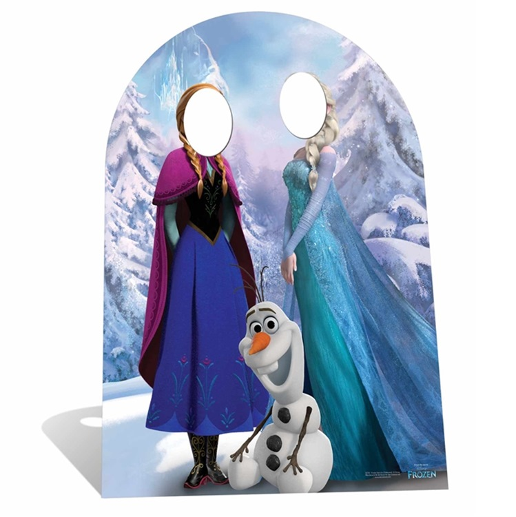 Photocall Frozen Infantil 130 cm