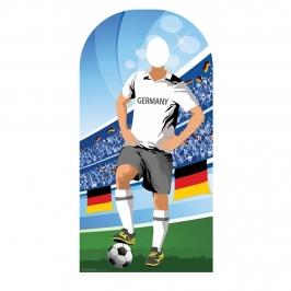 Photocall Fútbol Alemania 190 cm