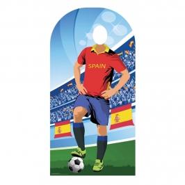 Photocall Fútbol España 190 cm