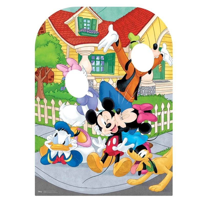 Photocall Infantil Mickey y Amigos 130cm