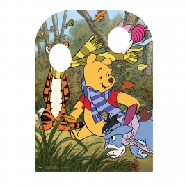 Photocall Winnie de Pooh y Amigos 130 cm