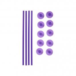 Set de 4 Pilares Tartas Varios Pisos