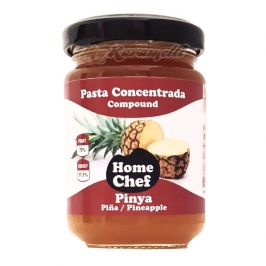Piña en pasta 170gr Home Chef