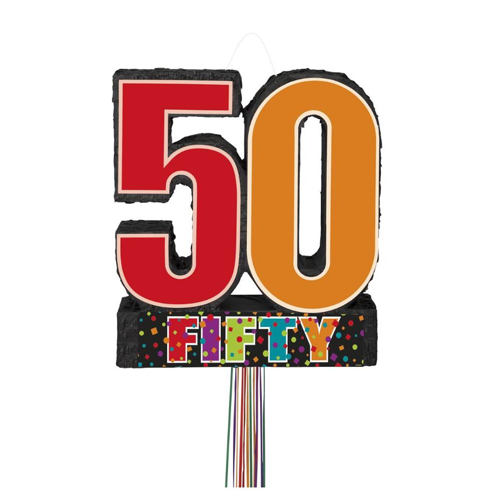 Piñata 50 años 53 cm