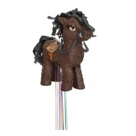 Piñata Caballo Marrón