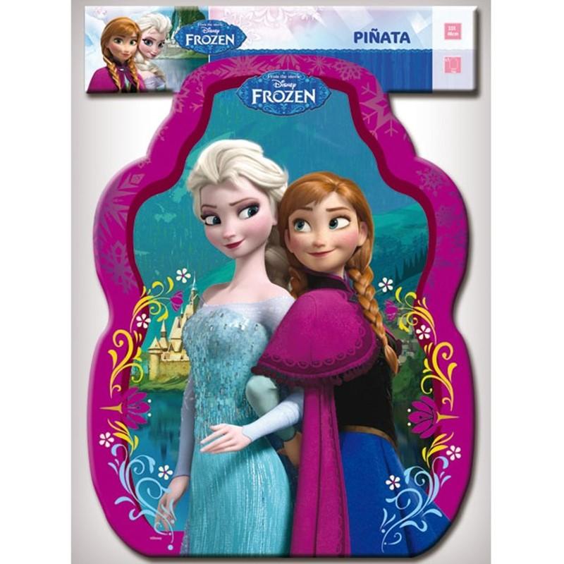 Piñata Frozen Elsa y Anna