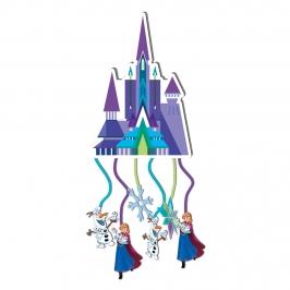 Piñata Frozen Snowflakes pequeña