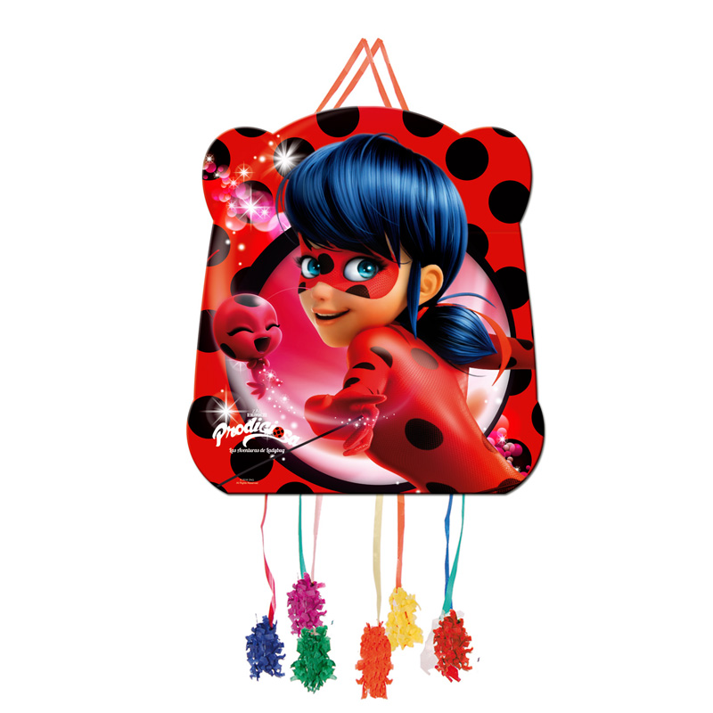 Piñata Ladybug 33 cm