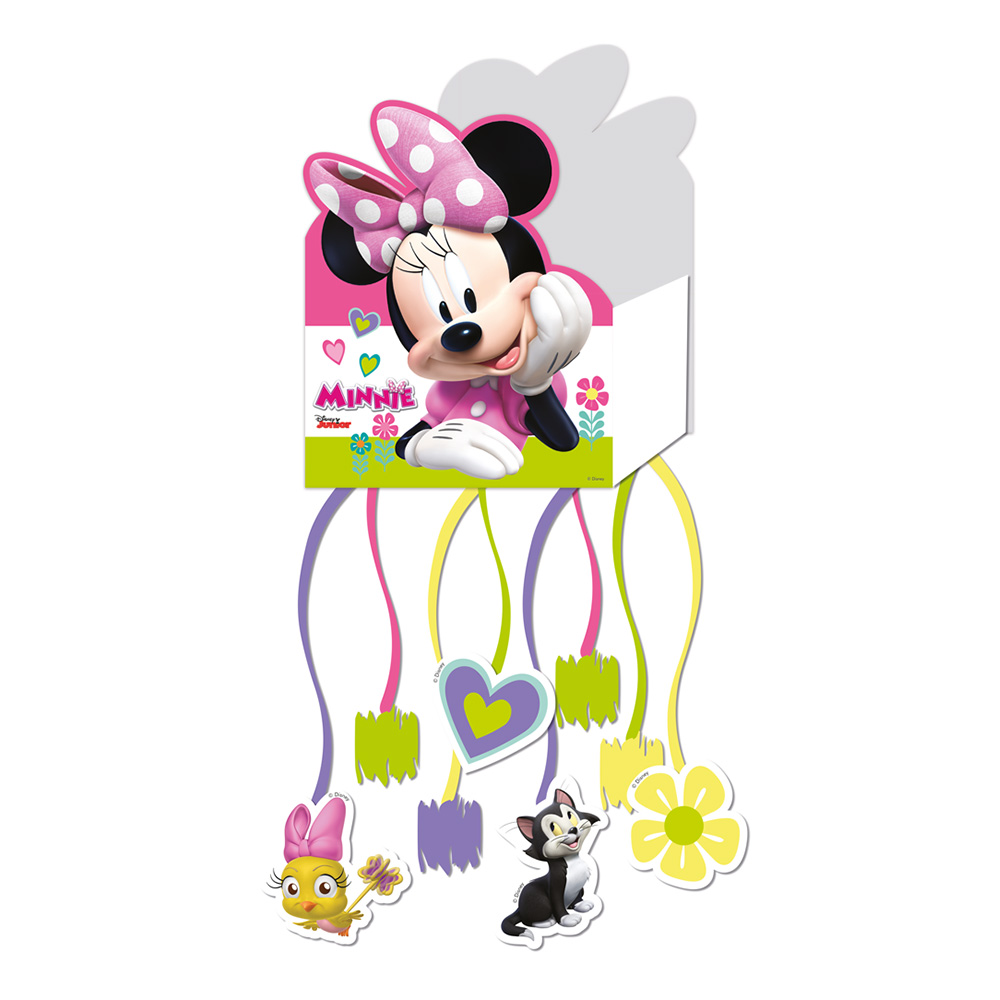 Piñata Minnie Mouse Happy 27 cm