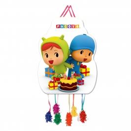 Piñata Pocoyó y Nina 46 cm