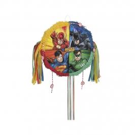 Piñata Redonda Liga de la Justicia