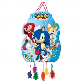 Piñata Sonic The Hedgehog 46 cm