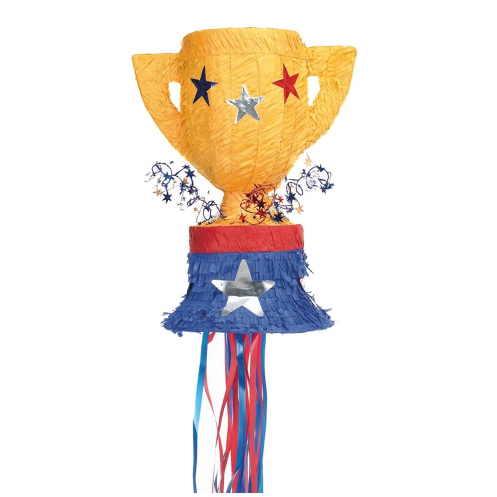 Piñata Trofeo Campeón 38 cm