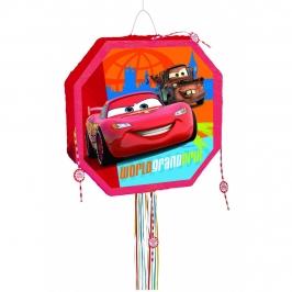 Piñata Cars Cuadrada 43 cm