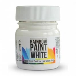 Pintura Comestible lista para usar Blanca