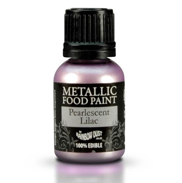 Pintura Comestible Pearlescent Lilac
