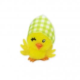 Pollito de Pascua con Pañuelo 4 cm
