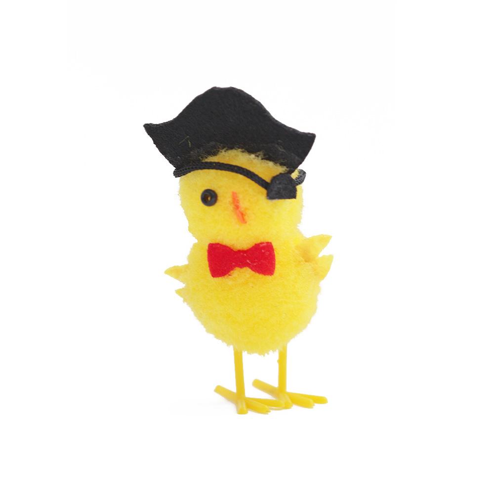 Pollito de Pascua Pirata 6 cm