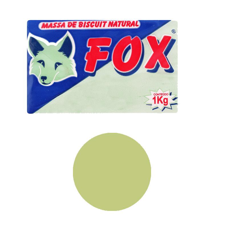 Porcelana Fría Verde Musgo 1 Kg - My Karamelli