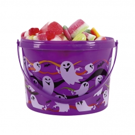 Portacaramelos para Halloween Fantasmas