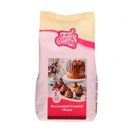 Preparado Crema Encantada Sabor Chocolate 450 gr