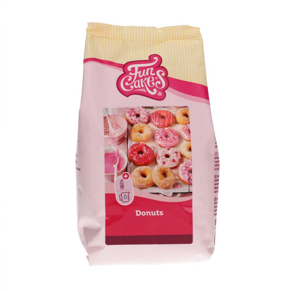 Preparado para Donuts 500 gr.