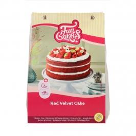 Preparado Red Velvet 400 gramos