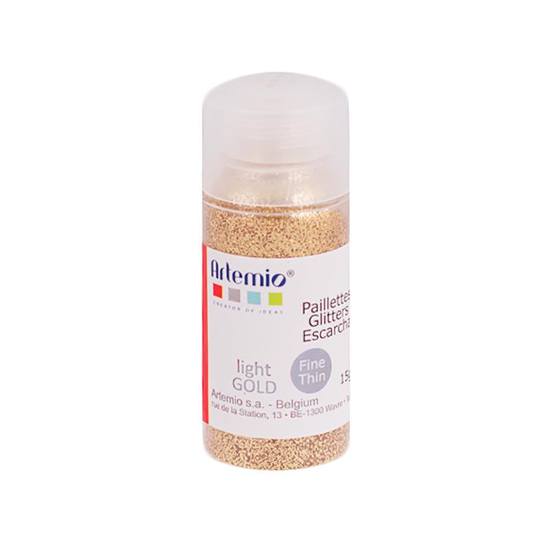 Purpurina Decorativa Oro No Comestible 15 gr