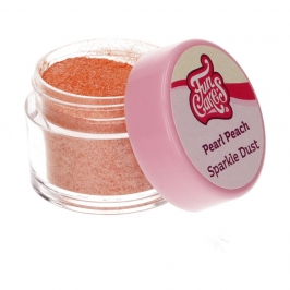 Purpurina Comestible en Polvo Pearl Peach
