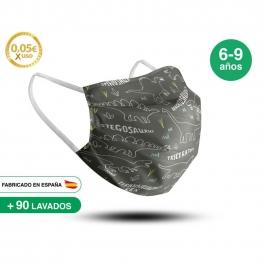 Mascarilla Reutilizable de Tela - Infantil Modelo 13