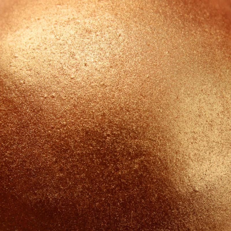 Colorante en polvo Metallic Ginger Glow