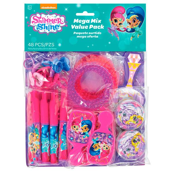 Regalos para Piñata Shimmer y Shine