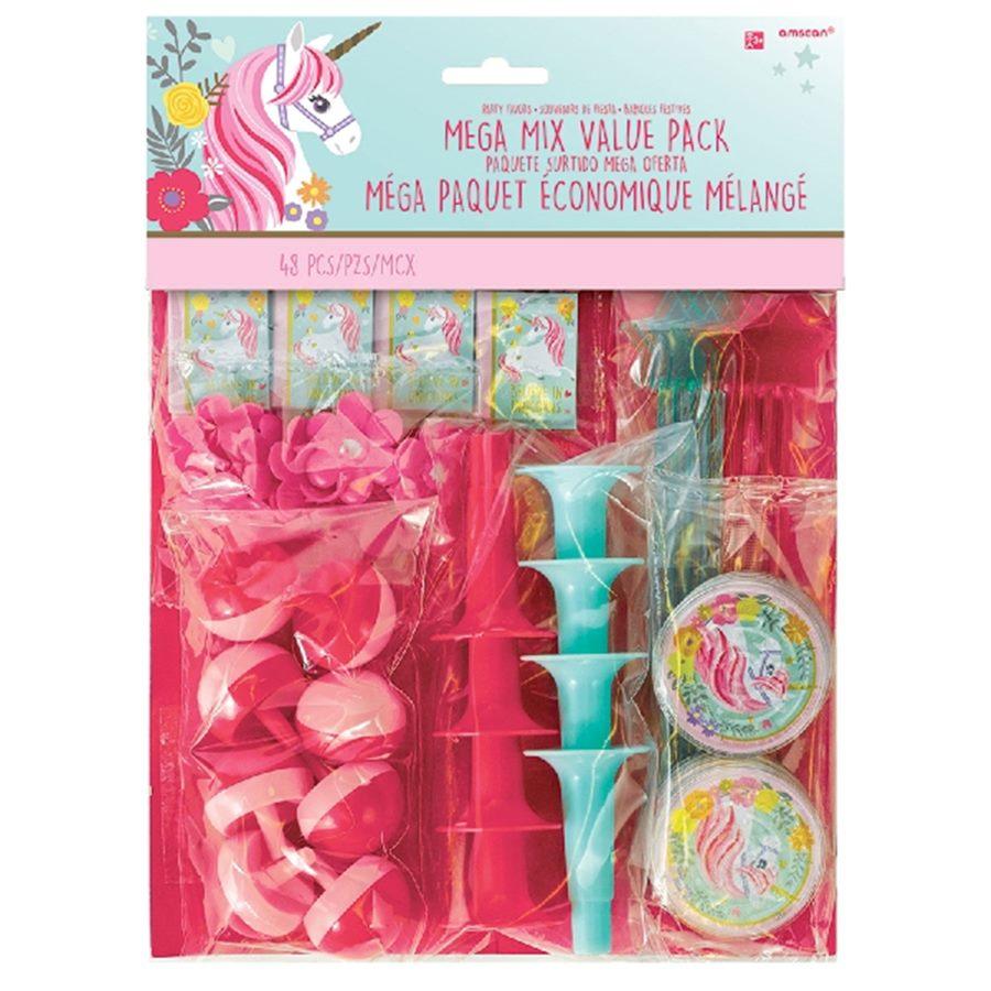 Regalos para Piñata Unicornio Mágico