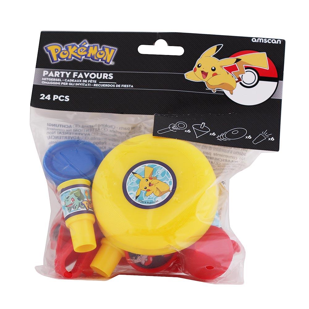 Set 24 Juguetes Pokémon