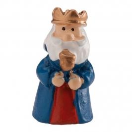 Figura para Roscón de Reyes Melchor