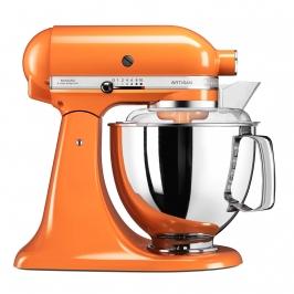 Robot de Cocina KitchenAid Artisan Mandarina 5KSM175