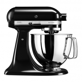 Robot de Cocina KitchenAid Artisan Negro 5KSM175