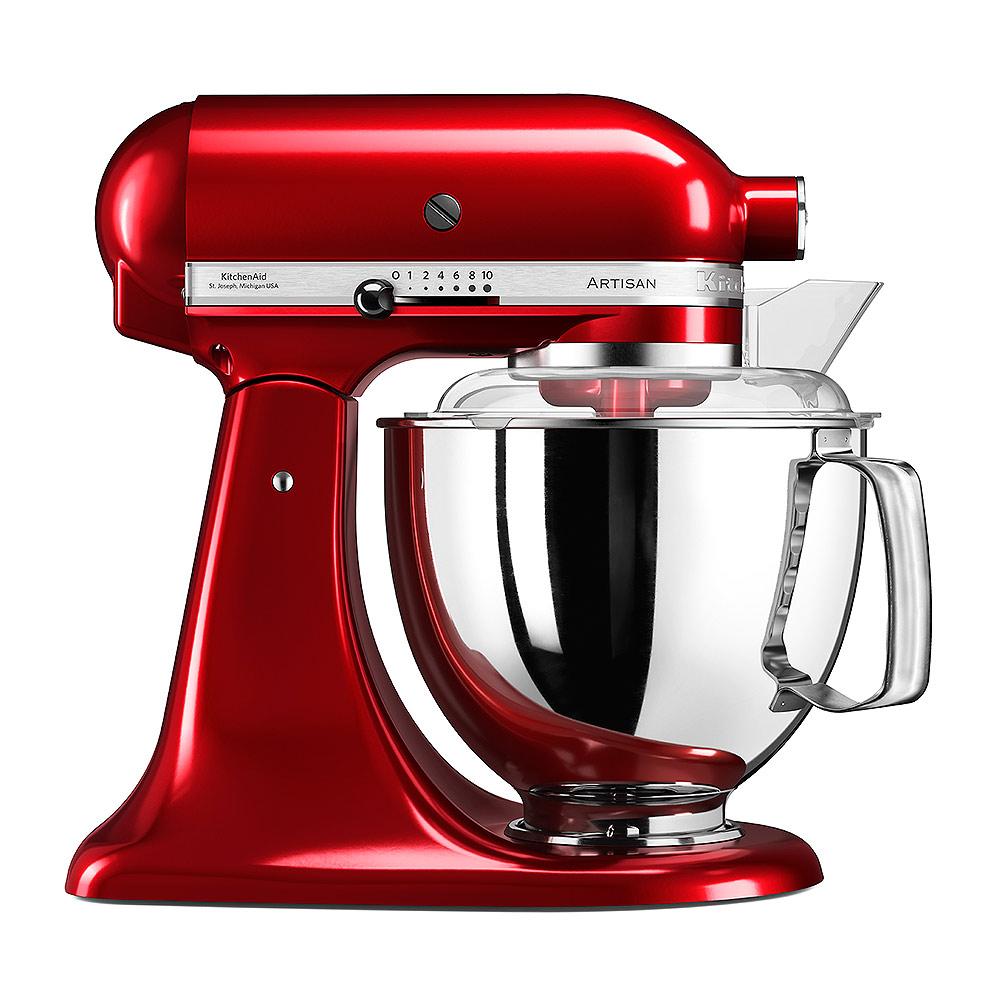 Robot de Cocina KitchenAid Artisan Rojo Manzana 5KSM175