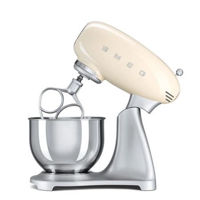 Robot de cocina SMEG color Crema