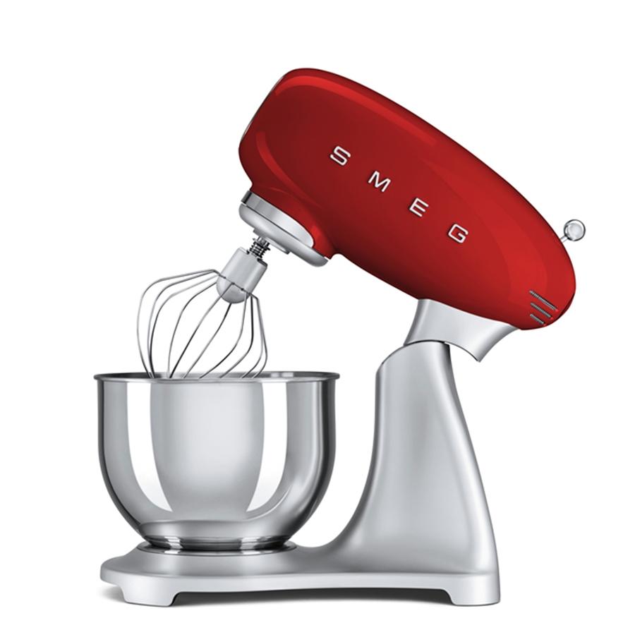 Robot de cocina SMEG color Rojo
